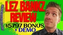 Lez Bankz Review 🌍Demo🌍$5797 Bonus🌍Lez Bankz by Jono Armstrong Review🌍🌍🌍
