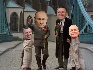 ПУТИН ВСТРЕЧАЕТ НАВАЛЬНОГО В АЭРОПОРТУ ;)