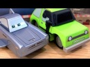 Acer with Torch Submarine Finn McMissile Wood Cars 2 Collection Disney Pixar TRU ToysRus