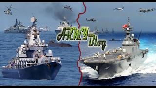 ТИХООКЕАНСКИЙ ФЛОТ РОССИИ vs ВМС ЯПОНИИ [Army Blog] Армия России; Japan Defense Forces