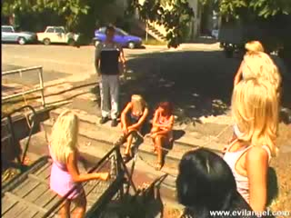 Monica Sweetheart- Group Sex with Szilvia Lauren