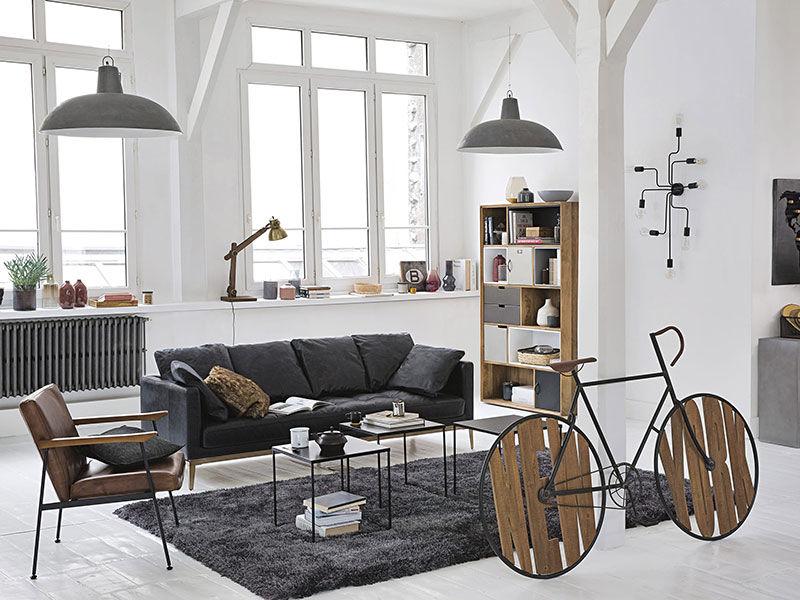 Новые интерьеры на любой вкус от французского магазина Maisons du Monde    02