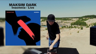 Maksim Dark (live)   'Insomnia' Full Album