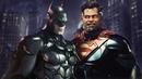 Бэтмен vs. Супермен ВЕЛИКАЯ РЭП БИТВА Batman против. Superman
