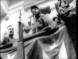 Cuba's New Government Recognised By Us (1959)