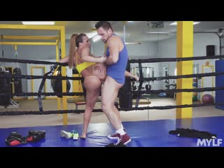 [Mylf] Richelle Ryan - Early Sparring NewPorn casting, anal, big tits, squirt, big ass, crempie, booty